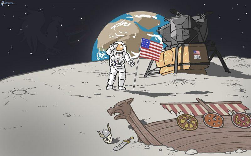 Co załoga Apollo 11 znalazła na Księżycu?