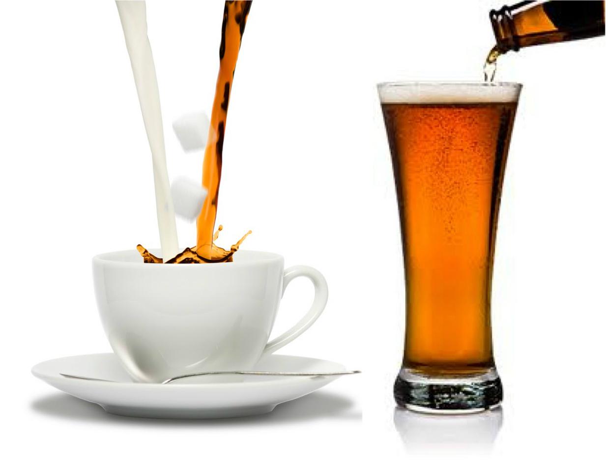 Dlaczego po kawie i piwie chce się siku bardziej niż po innych napojach?