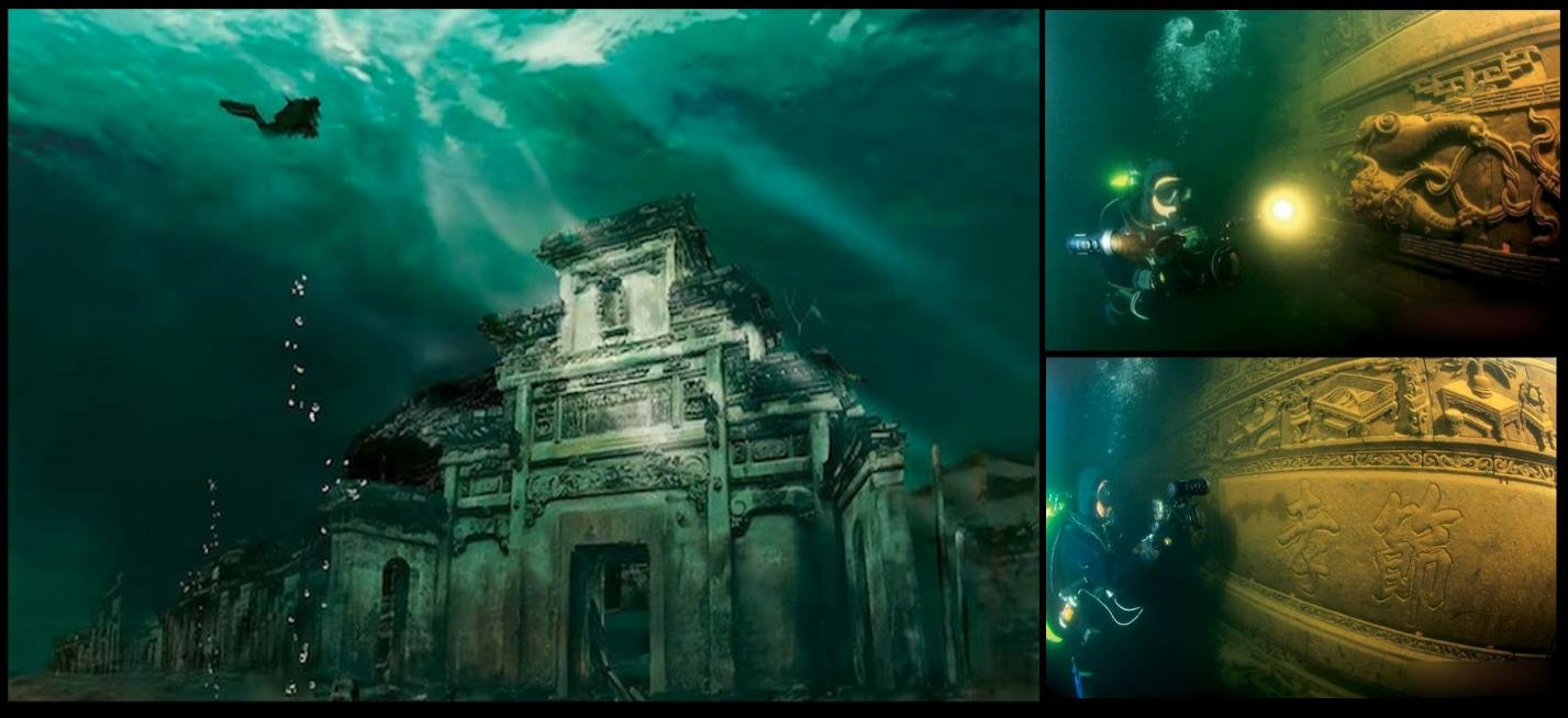 Lwie Miasto (Shi Cheng) w Chinach. Fot. Big Blue