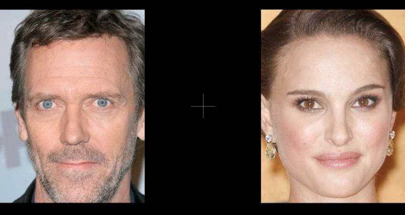 Straszne twarze - dziwne złudzenie optyczne