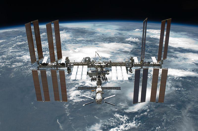 Międzynarodowa Stacja Kosmiczna (ISS). Fot. Wikimedia
