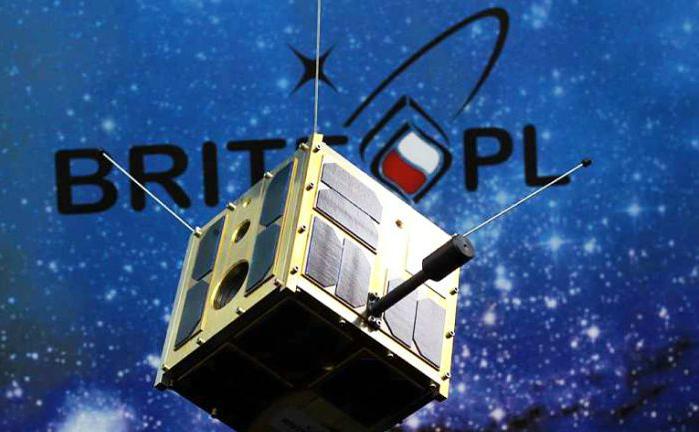 Pierwszy polski satelita naukowy Lem wystartował 21 listopada 2013. Fot. Profil Polskie satelity Lem i Heweliusz