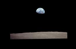 Wschód Ziemi, zdjęcie trzecie, najsłynniejsze