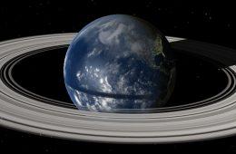 Czy Ziemię może otaczać pierścień ciemnej materii?