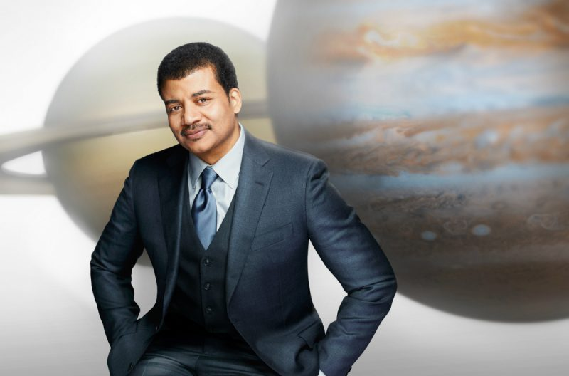 Neil deGrasse Tyson. Fot. National Geographic