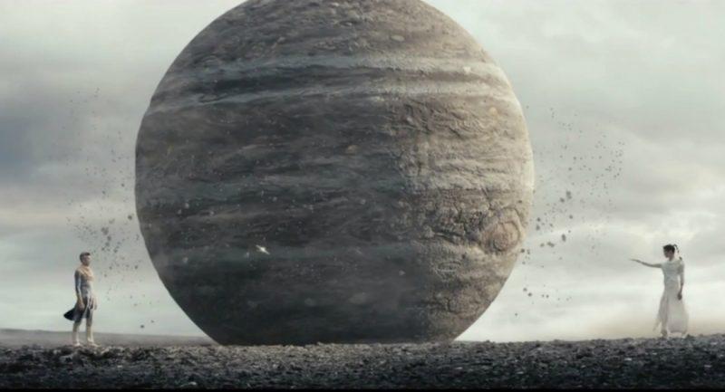 """Kadr z filmu """"Ambicja""""."""