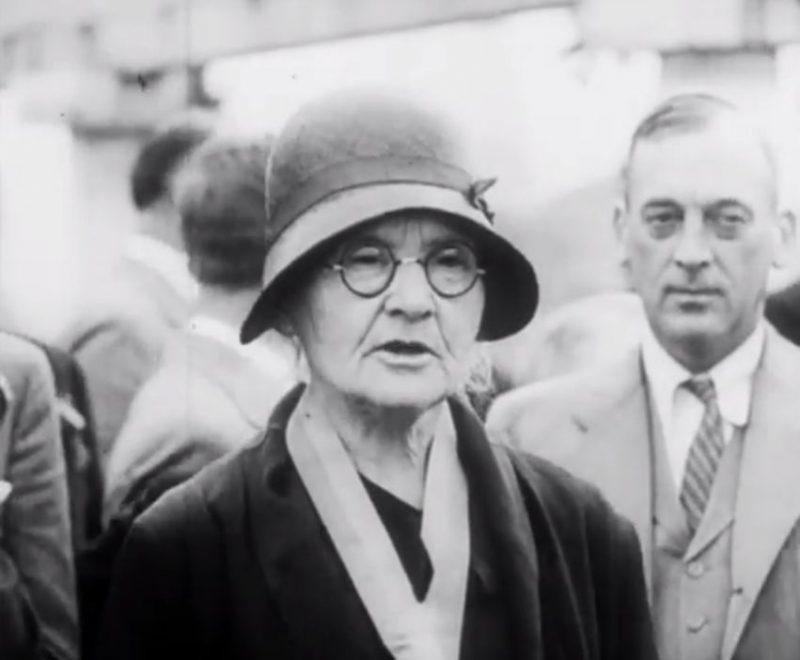 Maria Skłodowska-Curie w Paryżu w roku 1931. Fot. Curie Museum, Paris