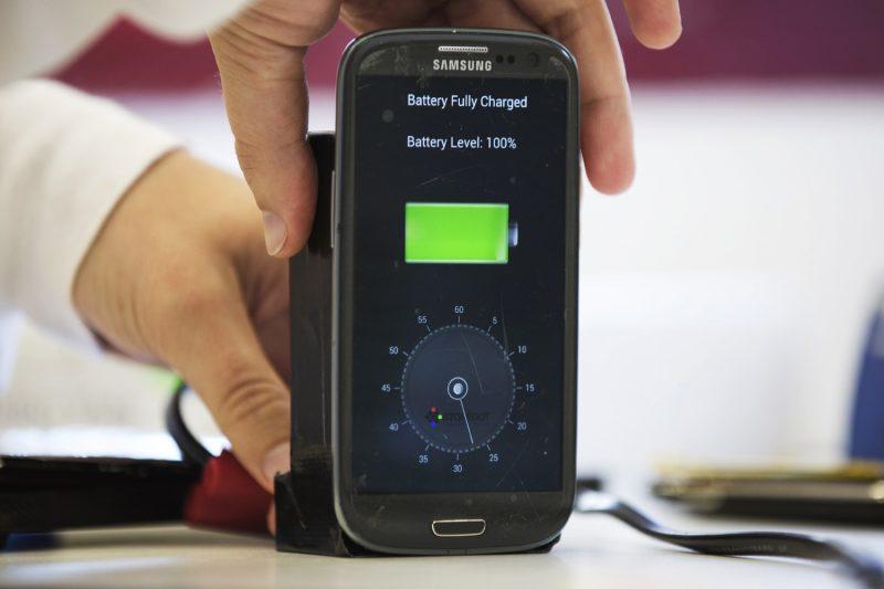 Bateria naładowana w niecałe 30 sekund. Fot. StoreDot
