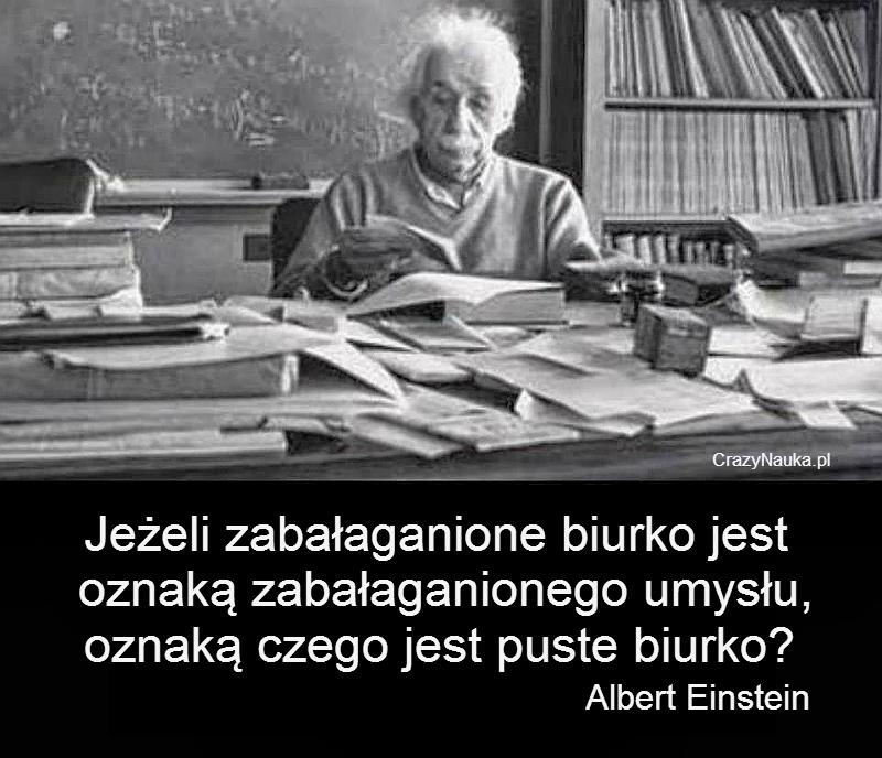 einstein_biurko
