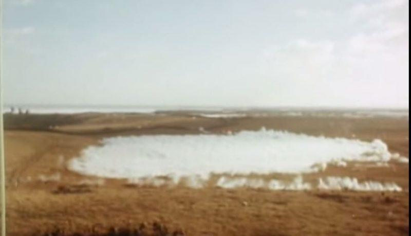 Test jądrowy Cannikin. Fot. MovieMongerHZ/YouTube
