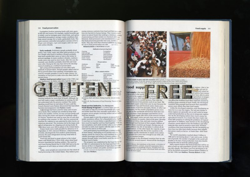 Bez glutenu Fot. Michael Mandiberg