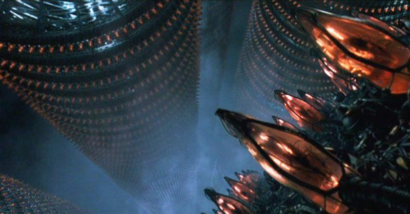 Matrix - ludzie hodowani w kokonach jako źródło energii dla maszyn