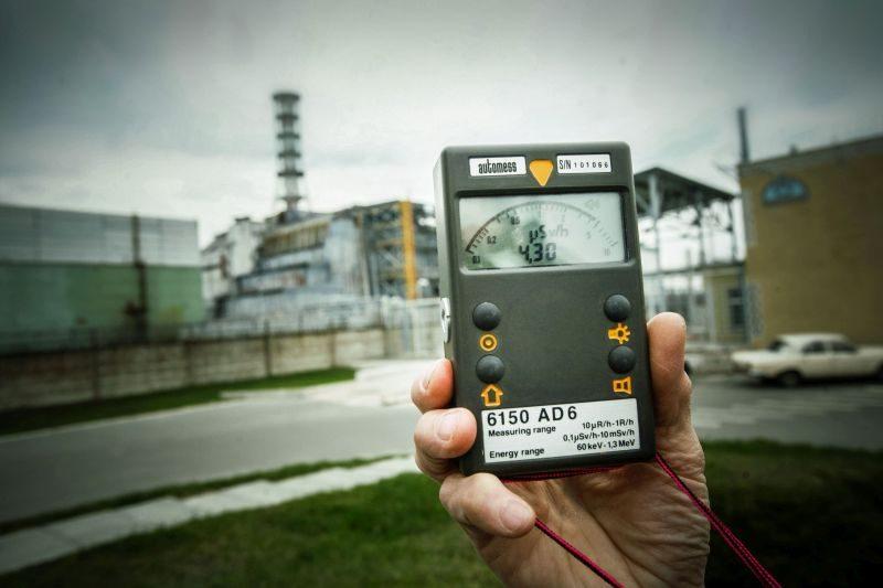 Dziś promieniowanie 200 m od reaktora nie jest wyższe niż w centrum Warszawy. Fot. Adam Tuchliński