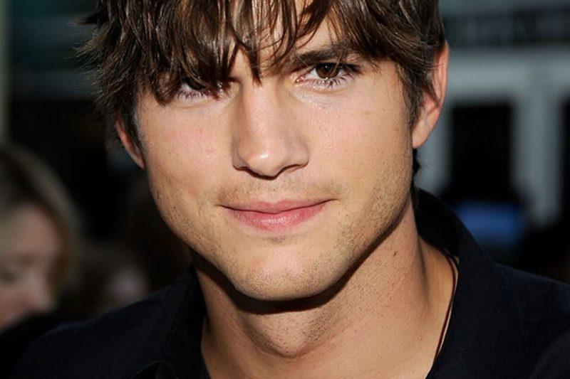 Ashton Kutcher, właściciel imponującej grdyki