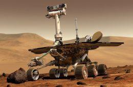 Najdzielniejszy robot świata - Opportunity - zakończył swoją misję