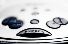 Przycisk drzemka. Fot. shehan peruma