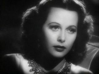 "Hedy Lamarr w filmie ""Lady of the Tropics"""