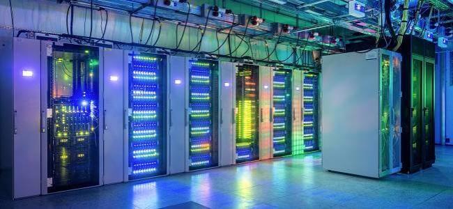 Centrum Informatyczne Świerk. Źródło: © Narodowe Centrum Badań Jądrowych