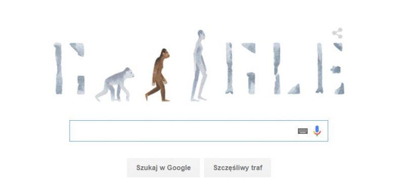 kim jest Lucy Australopithecus? Rys. Google