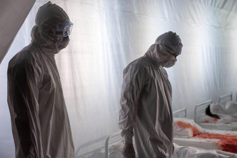 Epidemia Eboli. Fot. National Geographic Channel/Asylum Entertainment