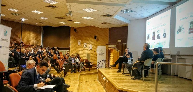 Konferencja Nauka programowania w Polsce WYZWANIA – POMYSŁY – PERSPEKTYWY – DOŚWIADCZENIA Fot. Crazy Nauka