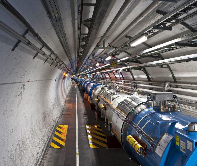 Czy Wielki Zderzacz Hadronów pomoże nam odpowiedzieć na największe naukowe pytania? Fot. Maximilien Brice, CERN
