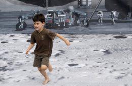 Amerykanie nie wylądowali na Księżycu? Fot. woodleywonderworks