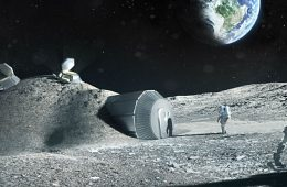Europejska Agencja Kosmiczna ogłosiła plany zbudowania 'Księżycowej bazy' do 2030 roku