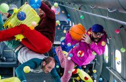 OK Go – niesamowity teledysk w zerowej grawitacji