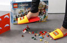Dlaczego nadepnięcie na klocek Lego tak bardzo boli?