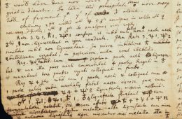 Odzyskano przepis na kamień filozoficzny Isaaca Newtona