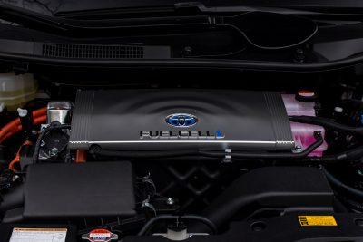 Ogniwo paliwowe. Fot. Toyota Mirai