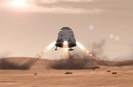 Firma SpaceX wyśle swój statek na Marsa już w 2018 roku!