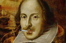 William Szekspir palił trawkę? Odkryto zaskakujące dowody