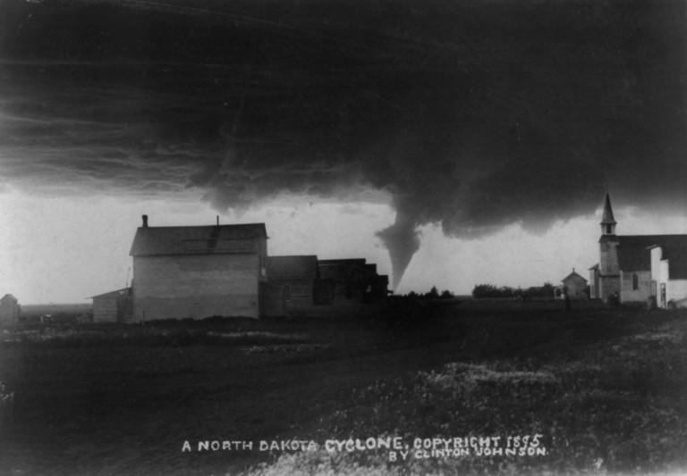 Północna Dakota, 1895. Źródło: Library of Congress