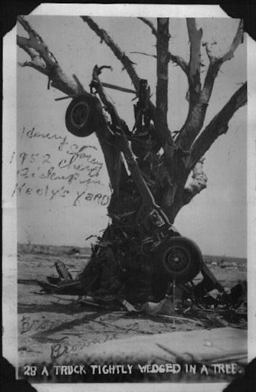 1952. Źródło: Tornado Chasers