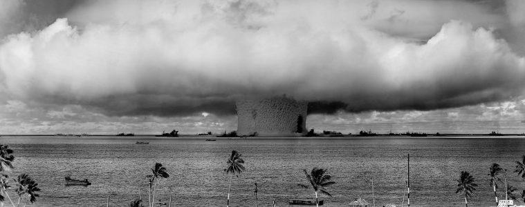 Wybuch na atolu Bikini