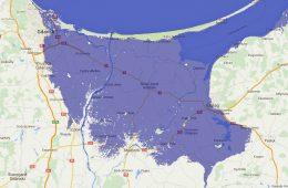 Polska 2100 – co zostanie zalane, kiedy poziom mórz się podniesie?