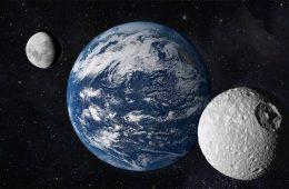 NASA potwierdza: Ziemia ma drugi, mniejszy księżyc