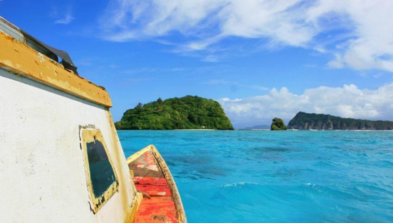 Wyspa Nu'ulopa, Samoa. Fot. Neil/Flickr