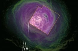 To ostatnia rzecz, jaką zarejestrował japoński satelita, zanim zginął