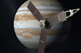 Sonda Juno zbada początki naszego świata