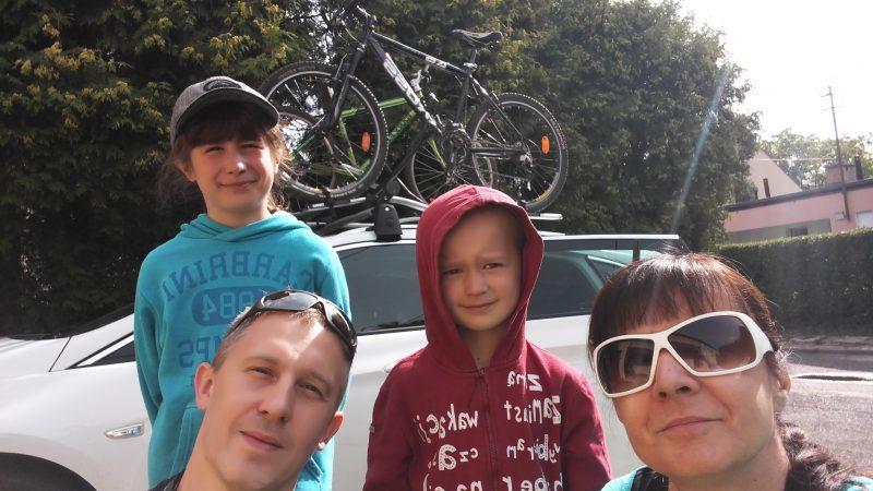W drogę z rowerami! Fot. Crazy Nauka