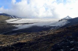 Czy coś na nas czyha w topniejących lodowcach?