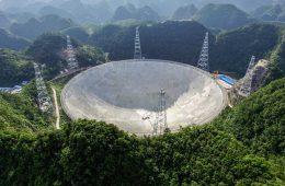 Jak wielki może być radioteleskop? Chiny udowodniły, że naprawdę ogromny