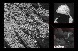 Odnaleziono zaginiony na komecie lądownik Philae!