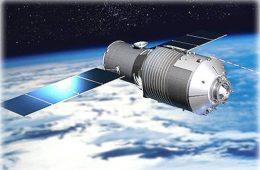 Chiny utraciły kontrolę nad swoją stacją kosmicznąTiangong-1. Nikt nie wie, gdzie i co spadnie