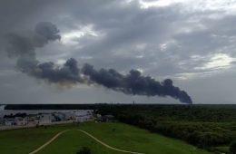 Rakieta firmy SpaceX eksplodowała na Florydzie