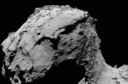 Sonda Rosetta, która wysłała lądownik na kometę, teraz sama się o nią rozbije