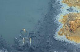 Odkryto podmorskie jezioro, w którym nikt nie chciałby się wykąpać